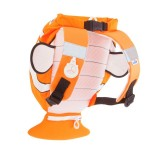 Nepremokavý ruksak - Klaun očkatý (oranžový 7.5L)
