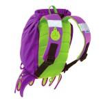 Nepremokavý ruksak - Chobotnica (fialový 7.5L)
