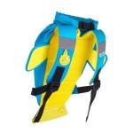 Nepremokavý ruksak - Tropická Rybka (modrý 7.5L)