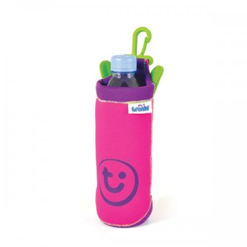 Púzdro na fľašku - Ružové