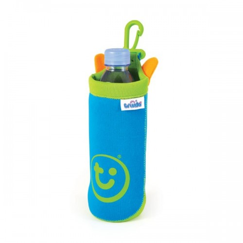 Púzdro na fľašku - Modré