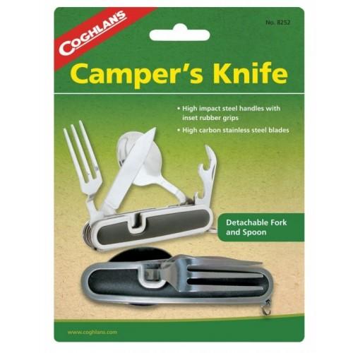Kempingová sada príborov Camper's knife