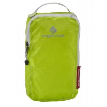 Vodeodolný obal na organizovanie batožiny zelený