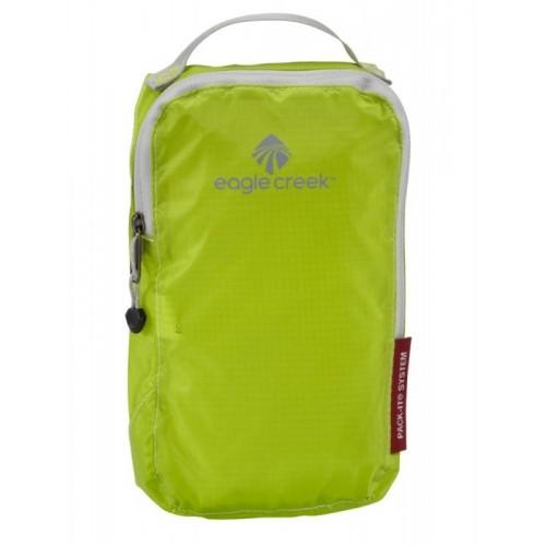 Obal na organizovanie batožiny Pack-It Specter Quarter Cube strobe green