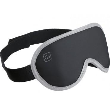 Očná maska s pružným pásikom