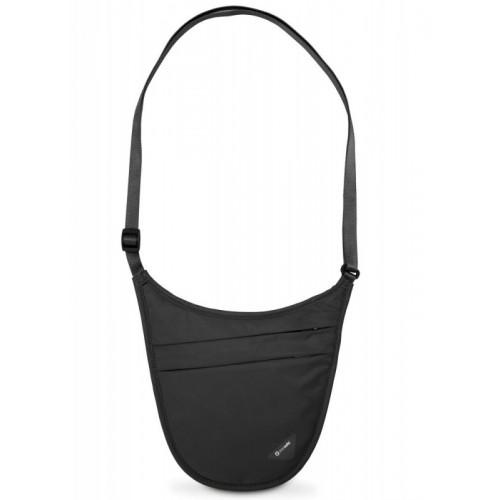 Skrytá kapsa cez rameno Coversafe V150 black