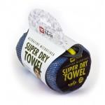 SUPER DRY TOWEL XL MODRÝ