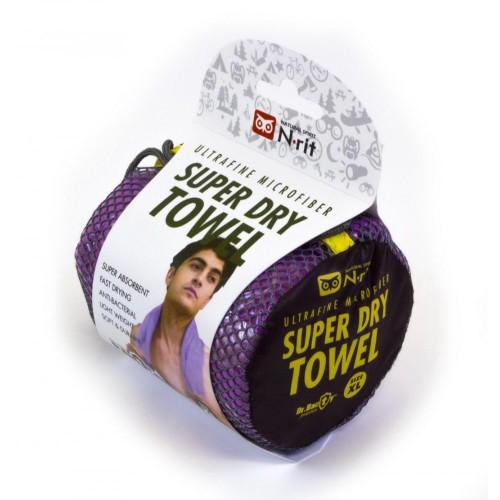 SUPER DRY TOWEL L FIALOVÝ