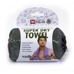 SUPER DRY TOWEL XL ZELENÝ