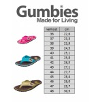 Žabky Gumbies - Deck Chair, unisex