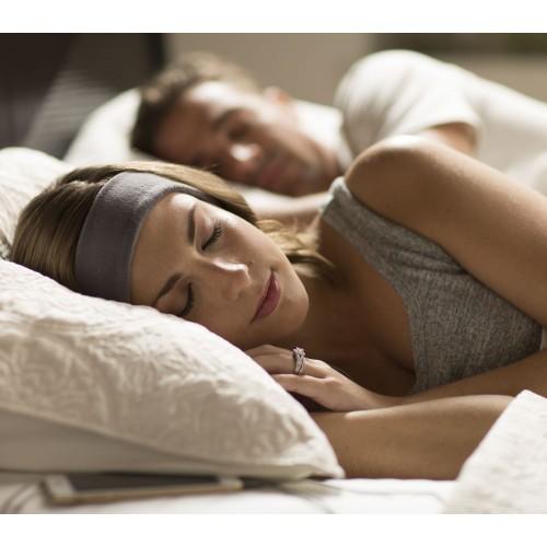 SleepPhones® Classic Slúchadlá v čelenke - Levanduľová