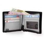 Pacsafe RFIDsafe Z100 charcoal bezpečnostná peňaženka
