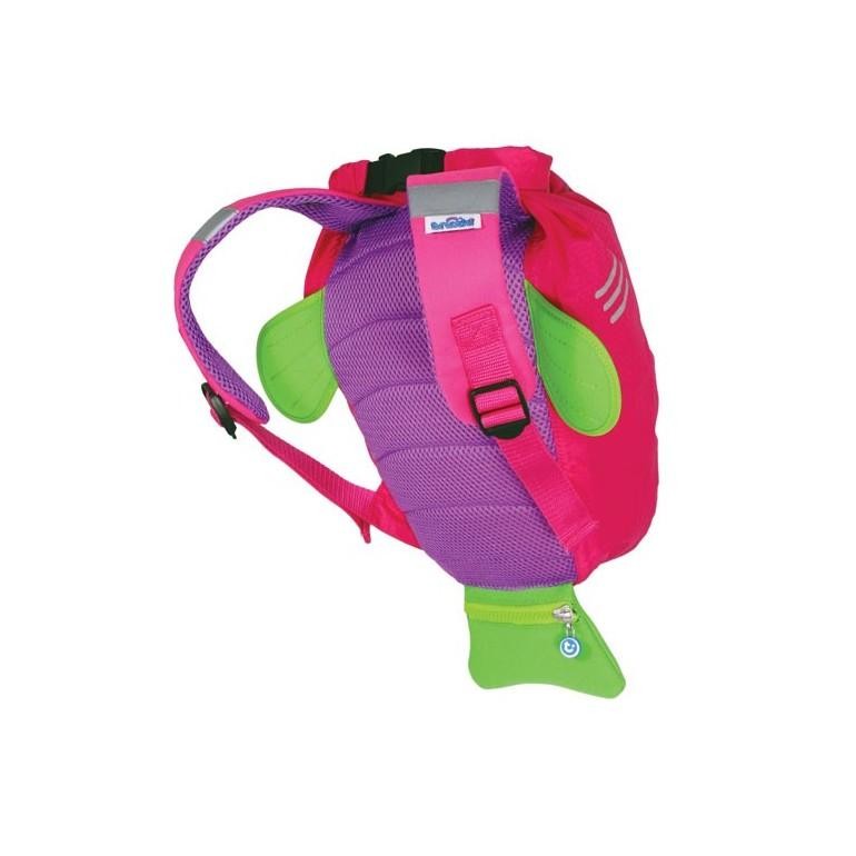 4e6dffe508 Nepremokavý ruksak - Ružový