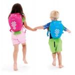 Nepremokavý ruksak - Ružový